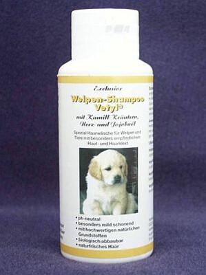 Exclusive-Welpen-Shampoo Vetyl