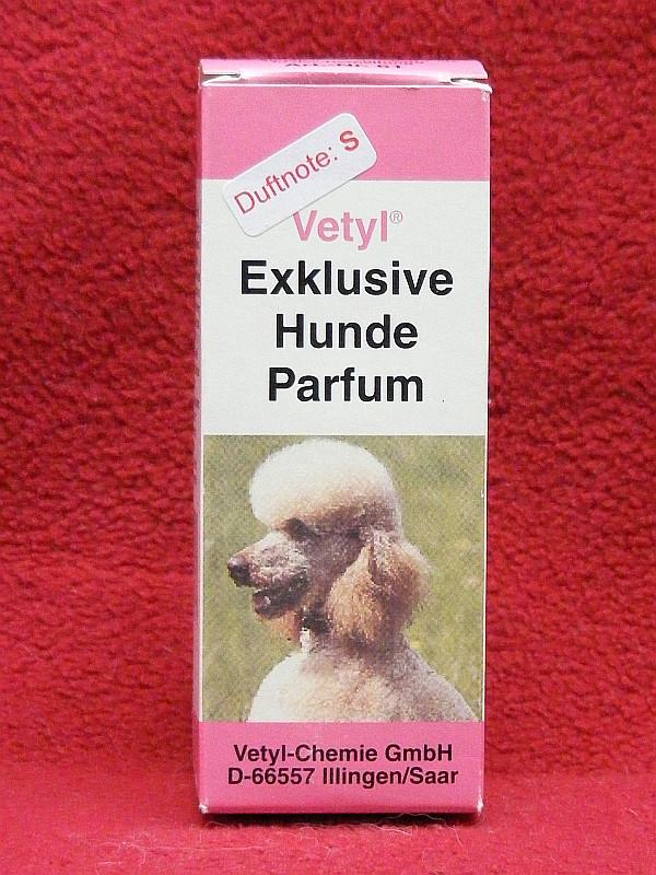 Exklusive-Hunde-Parfum Vetyl