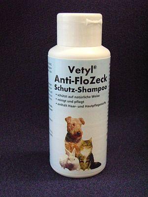 Vetyl Anti FloZeck Schutz Shampoo