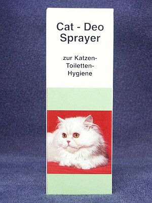 Cat-Deo Sprayer Vetyl