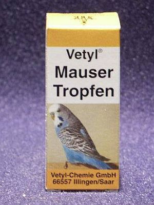 Mauser Tropfen Vetyl