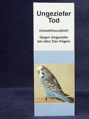 Ungeziefer-Tod (V) Vetyl