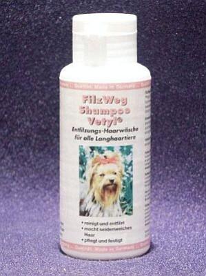 FilzWeg Shampoo Vetyl 150 ml-Fl.
