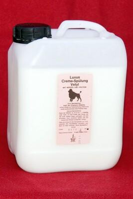Luxus-Creme-Spülung Vetyl 5 kg-Kan.