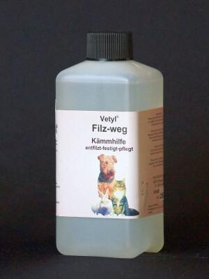 Filz-Weg Vetyl 100 ml-Sprayer