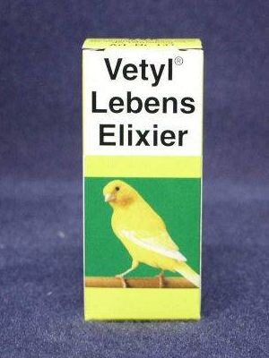 Lebens-Elixier-Vetyl (V) 15 ml-Tropf-Flasche